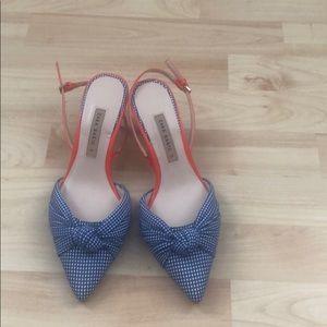 Zara,super cute shoes.😃